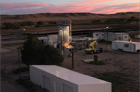 Microsoft's 'data plant' in Cheyenne, Wyoming