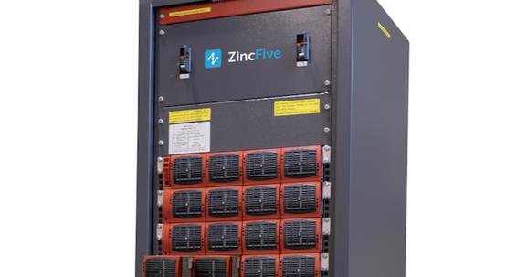 Zincfive Set To Launch Data Center Ups With Nickel Zinc