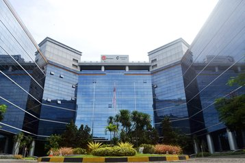 Telecomsigma data center in Serpong