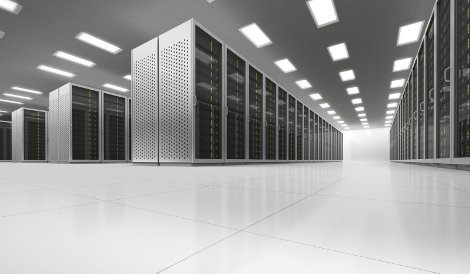 Data center IT cabinets stock WEB