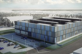 Fortis data center, Lanarkshire