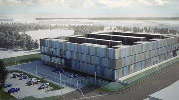 Fortis data center, Lanarkshire