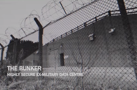 Databarracks' 'The Bunker' data center