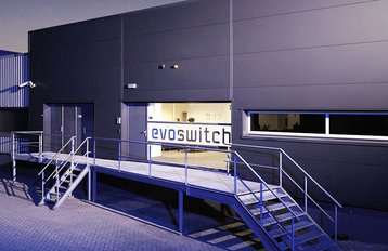 EvoSwitch data center
