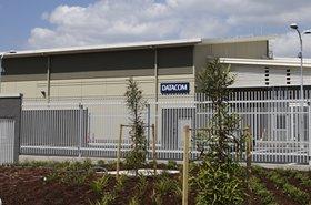 Datacom Kapua facility, Hamilton New Zealand