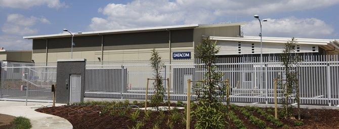 Datacom Kapua facility, Hamilton New Zealand