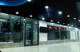 Delta's data center hosted in its Operating Center in Shanghai