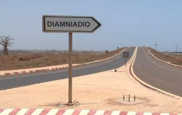 Diamniadio, Senegal