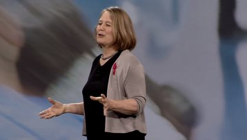 Diane Greene, SVP of Google Cloud