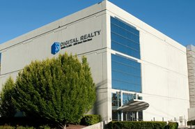 Digital Realty's Santa Clara facility