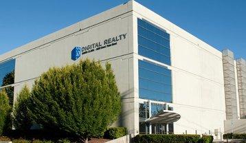 Digital Realty's Santa Clara facility