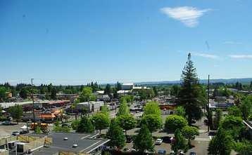 Downtown Hillsboro, Oregon