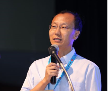 dr baohong he, vice chairman of open data center committee