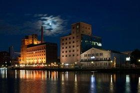 Duisburg harbor, Germany
