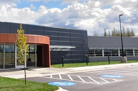 Involta data center in Duluth, Minnesota