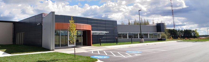 Involta data center in Duluth, Minnesota