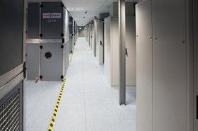 The new data center in Vilnius