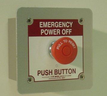 EPO button
