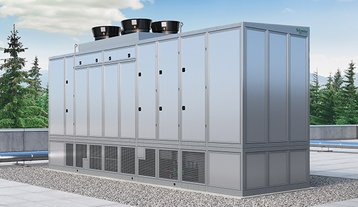 Ecoflair Indirect Air Economizer