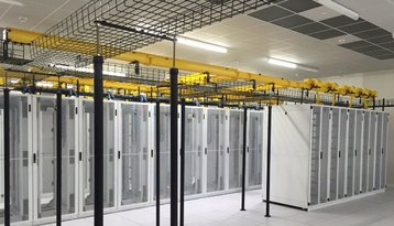 EdgeConneX data center in Miami