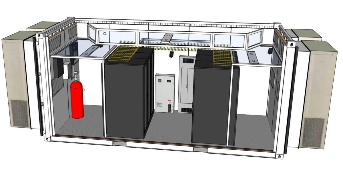 EdgeMicro to open five micro data centers across US