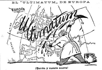 A European ultimatum