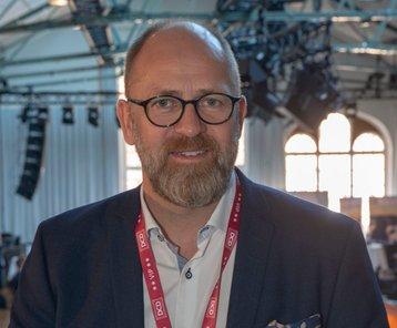 DCD Awards 2019 Peder Nærbø