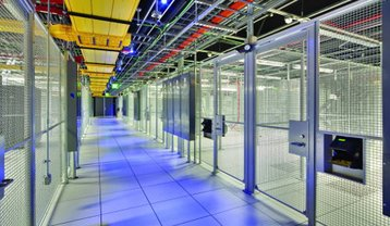 Equinix Dallas data center
