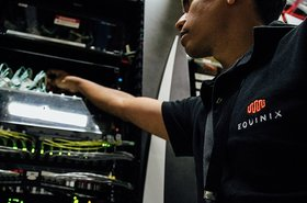 Equinix engineer