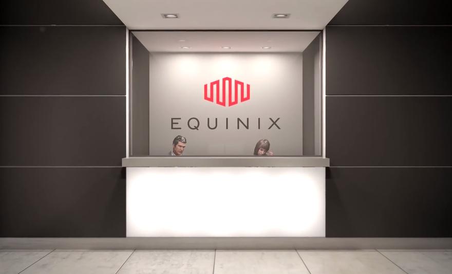 Equinix humans