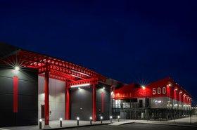 Supernap Milan Exterior Entrance Night 2.jpeg