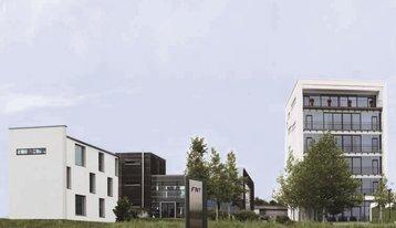FNT headquaerters in Ellwangen, Germany