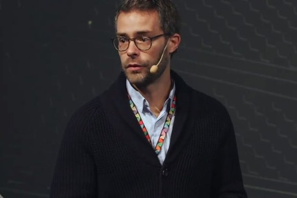 Fabien Vieau, Google, talks renewable energy at scale