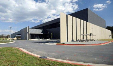 Facebook's Forest City, North Carolina, data center