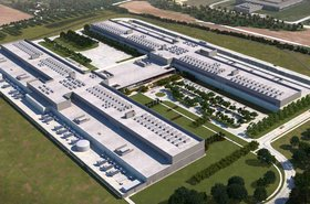 Facebook's projected Papillion data center