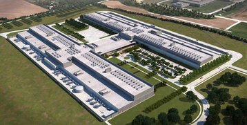 Facebook's projected Papillion data center