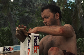 FedEx Cast Away