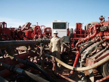 Fracking Halliburton