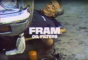 fram oil filters commercial youtube
