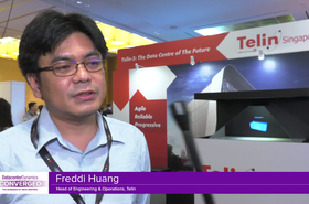 Freddi Huang, Telin Singapore