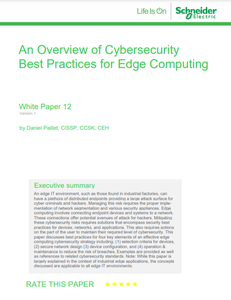 Front Cover - An Overview of Cybersecurity Best Practices for Edge Computing.png
