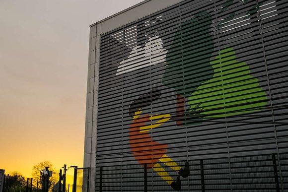 Phoenix Park, Dublin data center