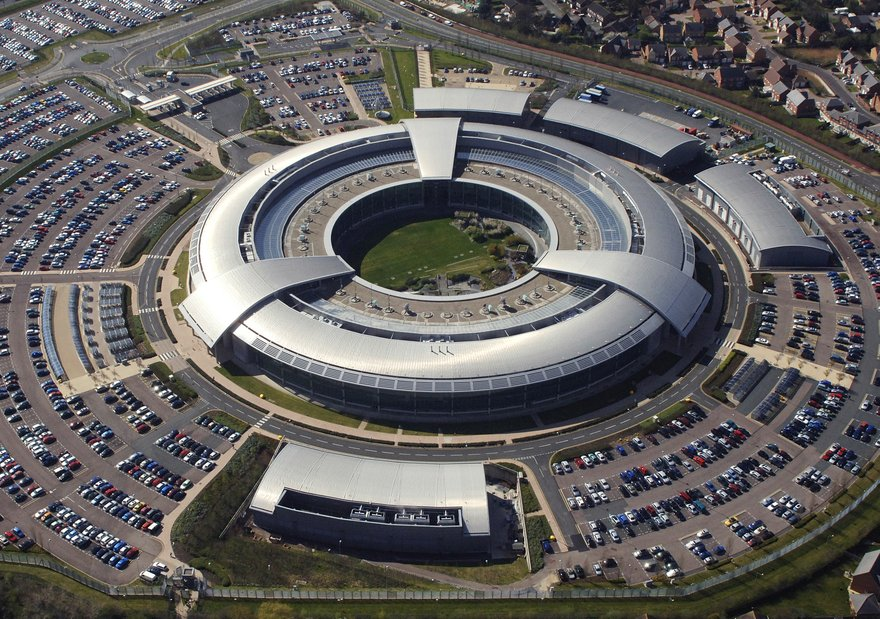 GCHQ's headquarters. Image courtesy of the Creative Commons