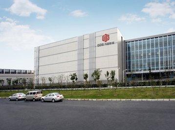 GDS data center, Kunshan