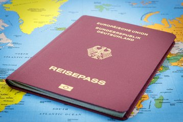 germany passport privacy border thinkstock photos johannes86