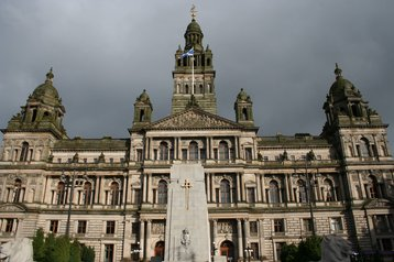 glasgow city council chambers thinkstock photos stephen finn