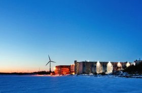 Wind investment: Google's hamina data center in Finland