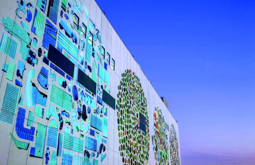 Google mural