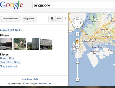 Singapore gets the Google data center treatment