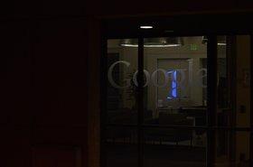 Google in the dark